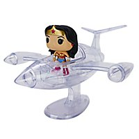 Wonder Woman - Invisible Jet & Wonder Woman POP! Rides