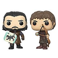 Game of Thrones - BOTB Ramsay Bolton & Jon Snow Funko POP! 2-Pack