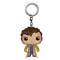 Doctor Who - 10th Doctor Pocket POP! Schlüsselanhänger