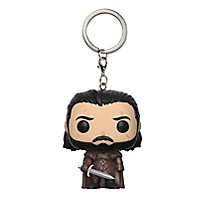 Game of Thrones - Jon Snow S7 Funko POP! Schlüsselanhänger