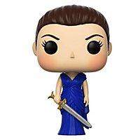 Wonder Woman - Wonder Woman im blauen Kleid Funko POP! Figur limited