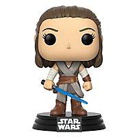Star Wars 8 - Rey mit Lichtschwert Funko Pop! Figur