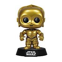 Star Wars - C-3PO Funko POP! Wackelkopf-Figur
