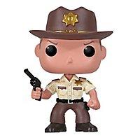The Walking Dead - Rick Grimes in Uniform Funko POP! Figur