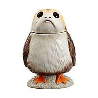 Star Wars 8 - Porg Keksdose mit Sound