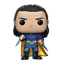 Thor - Loki Funko POP! Wackelkopf Figur aus Thor: Ragnarok