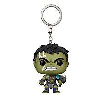 Thor - Hulk Funko POP! Schlüsselanhänger aus Thor: Ragnarok