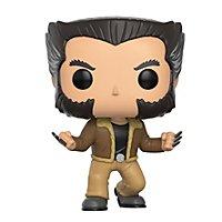 Wolverine - Logan aus X-Men Funko POP! Wackelkopf Figur