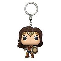 Wonder Woman - Wonder Woman Funko POP! Schlüsselanhänger