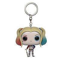 Harley Quinn - Harley Quinn aus Suicide Squad Funko POP! Schlüsselanhänger