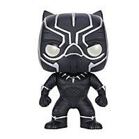 Black Panther - Black Panther aus Civil War Funko POP! Figur