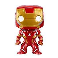 Iron Man - Iron Man Wackelkopf Funko POP! Figur aus Captain America: Civil War