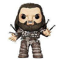 Game of Thrones - Wun Wun mit Pfeilen Funko POP! Figur Super Size