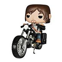 The Walking Dead - Daryl Dixon´s Chopper Funko POP! Figur