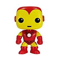 Iron Man - Comic Iron Man Wackelkopf Funko POP! Figur