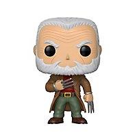 Wolverine - Old Man Logan Funko POP! Wackelkopf Figur (Exclusive)