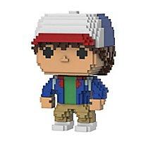Stranger Things - 8-Bit Dustin Funko POP! Figur (Exclusive)