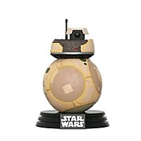 Star Wars 8 - BB Unit Desert Widerstand Funko POP! Wackelkopf Figur (Exclusive)