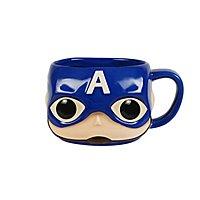 Captain America - Captain America Tasse POP! Home