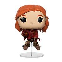 Harry Potter - Ginny auf dem Quidditch Besen Funko POP! Figur