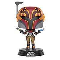 Star Wars: Rebels - Sabine mit Helm Funko POP! Wackelkopf Figur (Exclusive)