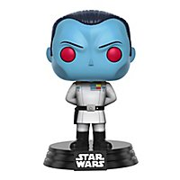 Star Wars: Rebels - Großadmiral Thrawn Funko POP! Wackelkopf Figur (Exclusive)