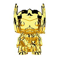 Thor - Thor (Gold Chrome) Funko POP! Wackelkopf Figur