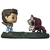 Stranger Things - Steve und Demodog Funko POP! Movie Moments Set
