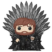 Game of Thrones - Tyrion auf dem Eisernen Thron Funko POP! Deluxe Figur