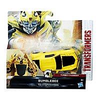 Transformers - Actionfigur Turbo Changer Bumblebee