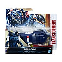Transformers - Actionfigur Turbo Changer Barricade