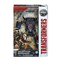 Transformers - Premier Deluxe Actionfigur Decepticon Berserker