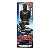 Avengers - Titan Hero Actionfigur Black Panther