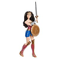 Wonder Woman - Actionfigur Wonder Woman mit Schild