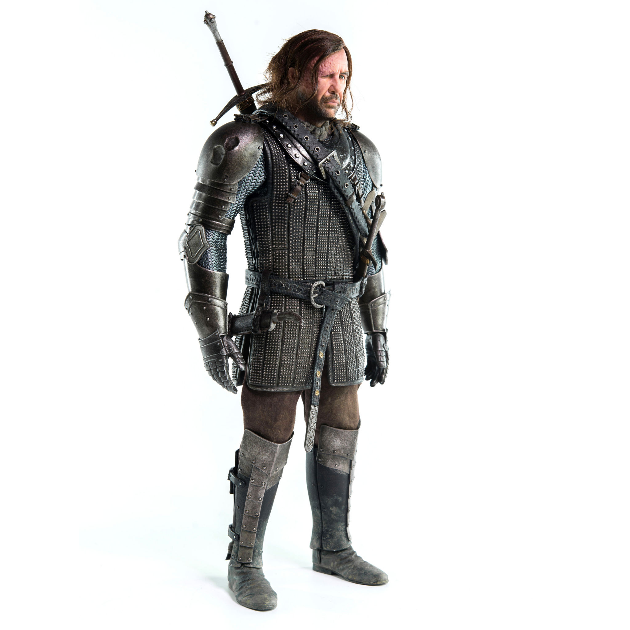 Game of Thrones - Actionfigur Bluthund Sandor Clegane 1/6