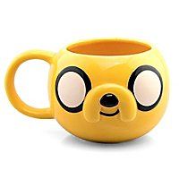 Adventure Time - 3D Tasse Jake der Hund