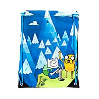 Adventure Time - Blue Mountain Jake & Finn Gym Bag