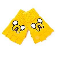 Adventure Time - Fingerlose Handschuhe Jake