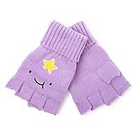 Adventure Time - Fingerlose Handschuhe Lumpy Space Princess