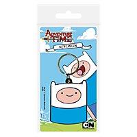 Adventure Time - Finn Schlüsselanhänger aus Gummi