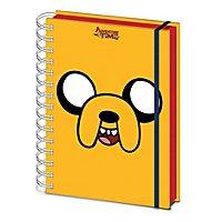 Adventure Time - Notizbuch