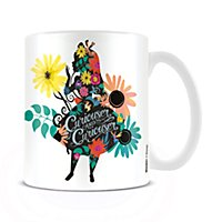 Alice in Wonderland - Tasse Curiouser