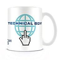 American Gods - Tasse Technical Boy