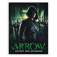 Arrow - Helden und Schurken Buch