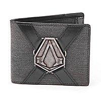 Assassin's Creed - Geldbörse Logo Metall