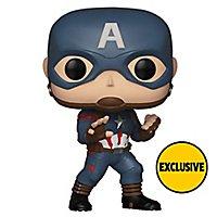 Avengers - Captain America Funko POP! Bobble-Head Figur (Exclusive)