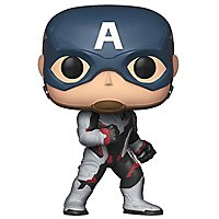 Avengers - Captain America (Nano Suit) Funko POP! Bobble-Head Figur
