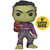 Avengers - Hulk mit Power-Gauntlet Super Size Funko POP! Bobble-Head Figur