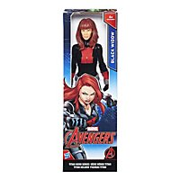Avengers - Titan Hero Actionfigur Black Widow