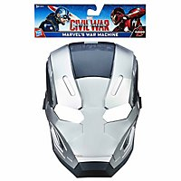 Avengers - War Machine Maske für Kinder